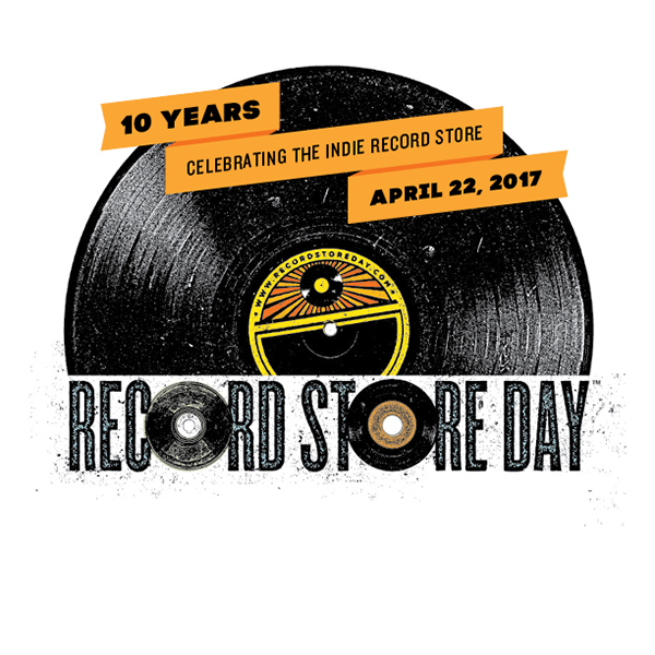 One month til Record Store Day!