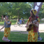 "Giraffe – ""Tonight"" Live from Dropout In The Park"