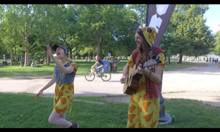 """Giraffe – """"Tonight"""" Live from Dropout In The Park"""
