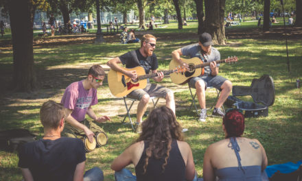 Smyth Valley – Live at Dropout In The Park II