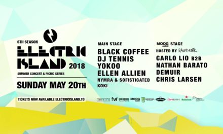 Electric Island Season 6 Opener to Hit Toronto This Long Weekend