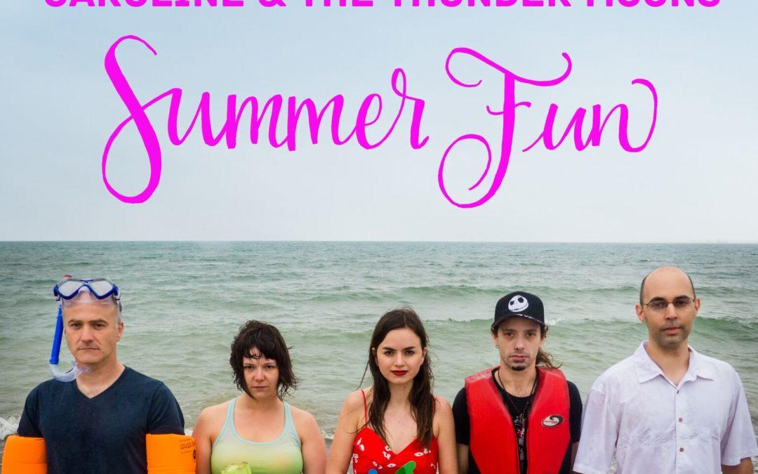 (PREMIERE) CAROLINE COLANTONIO RELEASES SUMMER FUN!