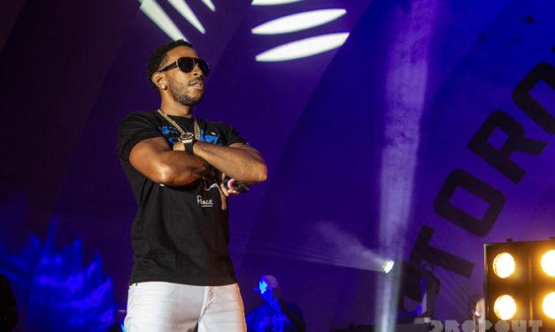 Ludacris @ Toronto's Festival of Beer (Photoset)