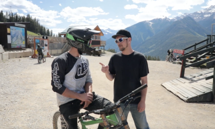 Who's Your Favourite Canadian Artist? B.C Mountain Bikers Edition