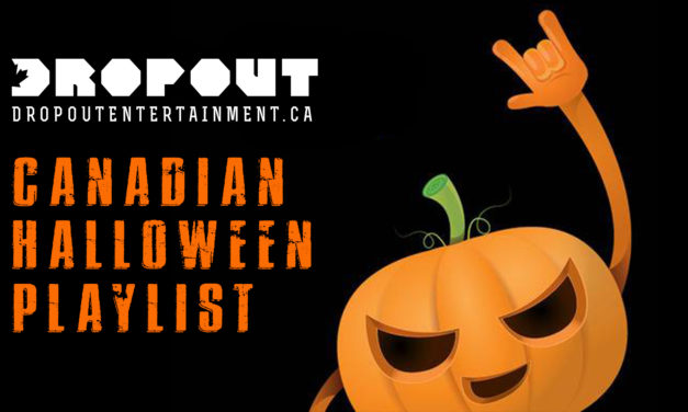 Dropout's Canadian Halloween Playlist