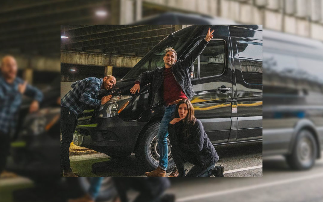 Said The Whale Asks For Help Naming New Tour Van & Kicks Off New Tour