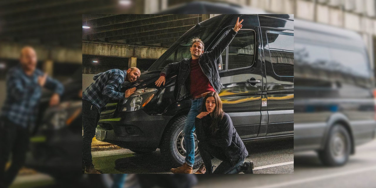 Said The Whale Asks For Help Naming New Tour Van & Kicks Off New Tour