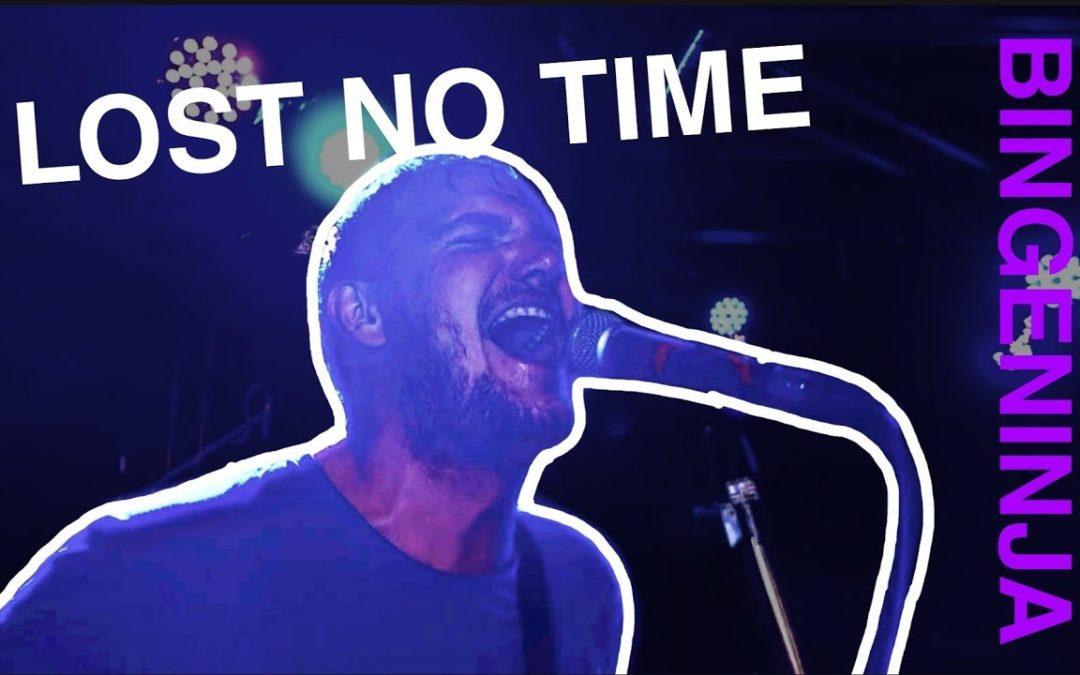Lost No Time by BingeNinja, A 10 Year Retrospective (New Video)