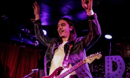 Basic White @ The Horseshoe Tavern (Interview & Photoset)