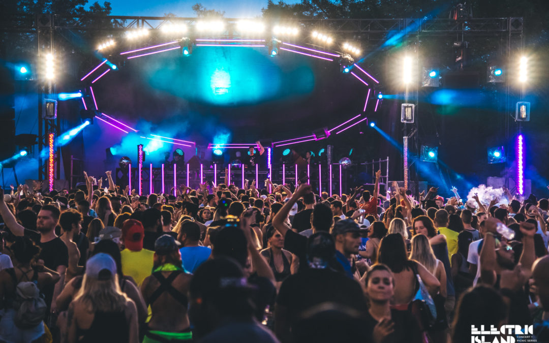 Electric Island Season 7 Returns to Toronto