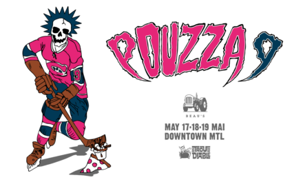 Punk Returns to Montreal with Pouzza 9!