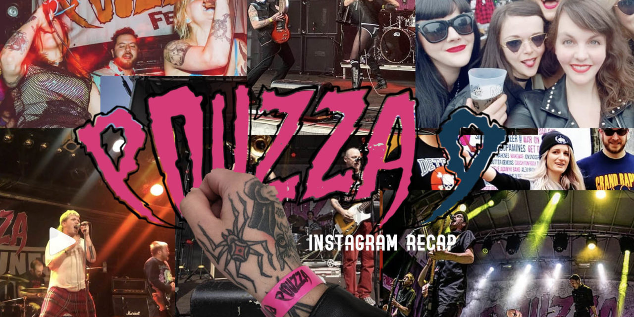 Montreal's Pouzza Fest (Instagram Recap)