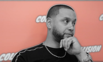 Interview with Director X at Collision Conference 2019