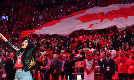 """Oh Canada"" 2019 NBA Finals Performances"