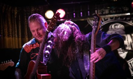 Johnny NoCash And The Celtic Outlaws @ The Cadillac Lounge (Photoset)