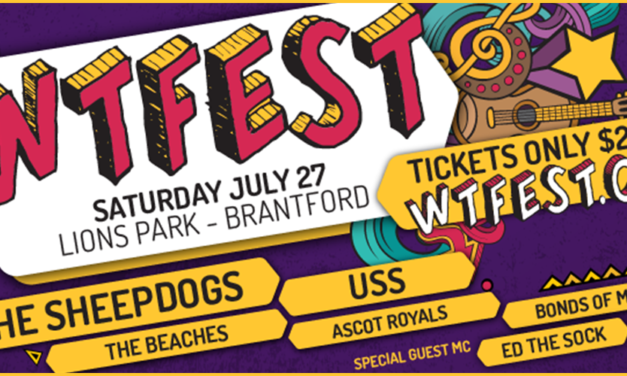 WTFest Giving Roxodus Ticket Holders 250 Free Tickets!