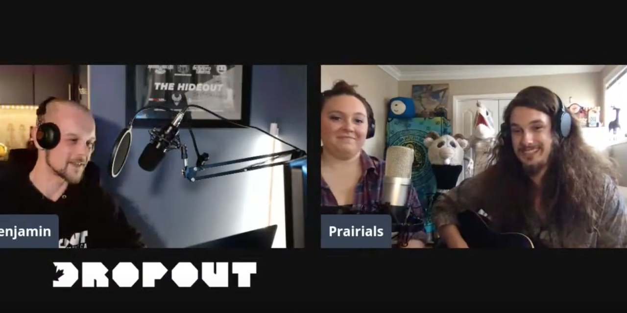 Quarantine Songs # 1: Interview with / Performance by Prairials