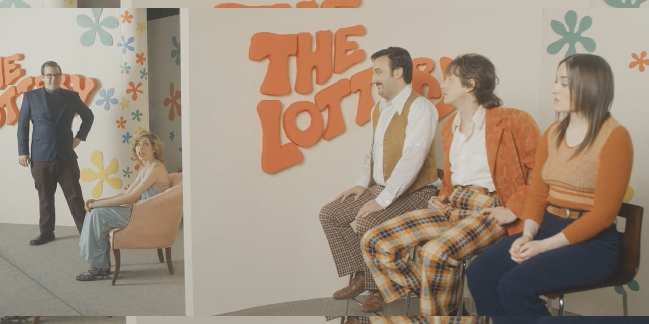 The Lottery – the meringues (New video)
