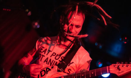 Bonds of Mara Interview + Photoset from The Horseshoe Tavern!