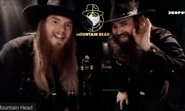 QUARANTINE SONGS # 19 – Mountain Head LIVE PERFORMANCE & AMA