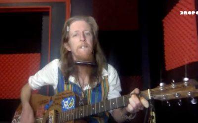 Quarantine Songs #27 – Performance and AMA with Buffalo Bob