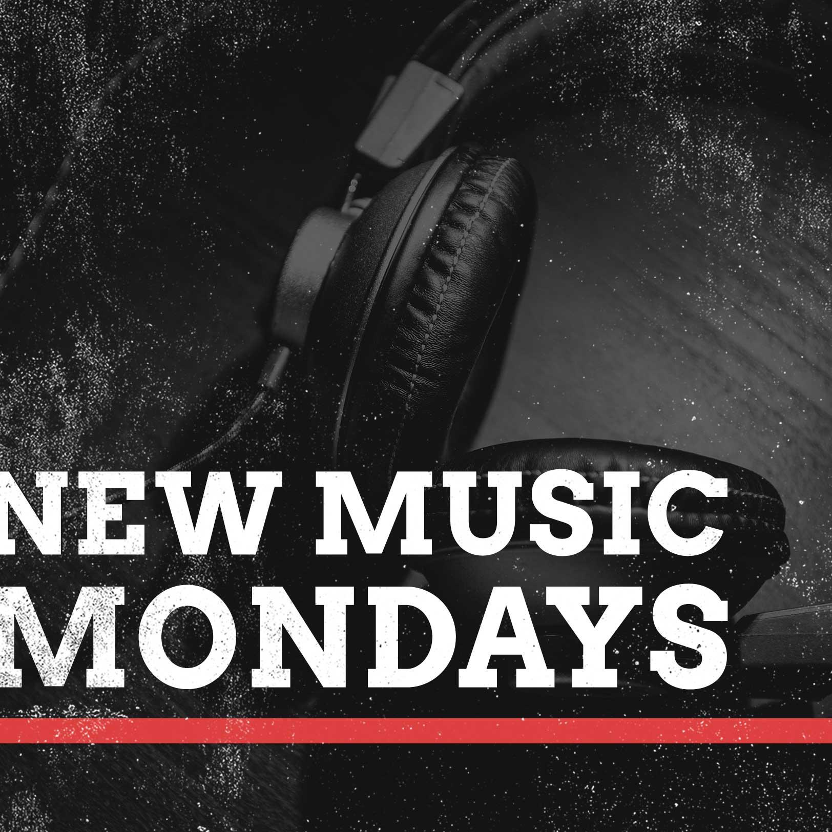 Dropout Radio: New Music Mondays