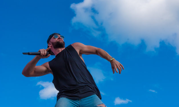 Dylan Scott @ Boots & Hearts (PhotoSet)