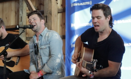 Shawn Austin – Paradise found Live at The Sirius XM Barn