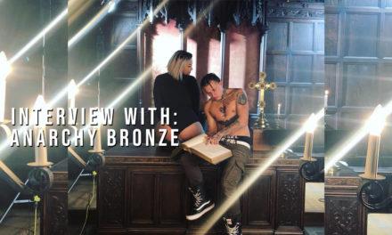 Interview with anarchy Bronze