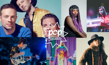 Pop Montreal announces live/digital hybrid for this year's festival