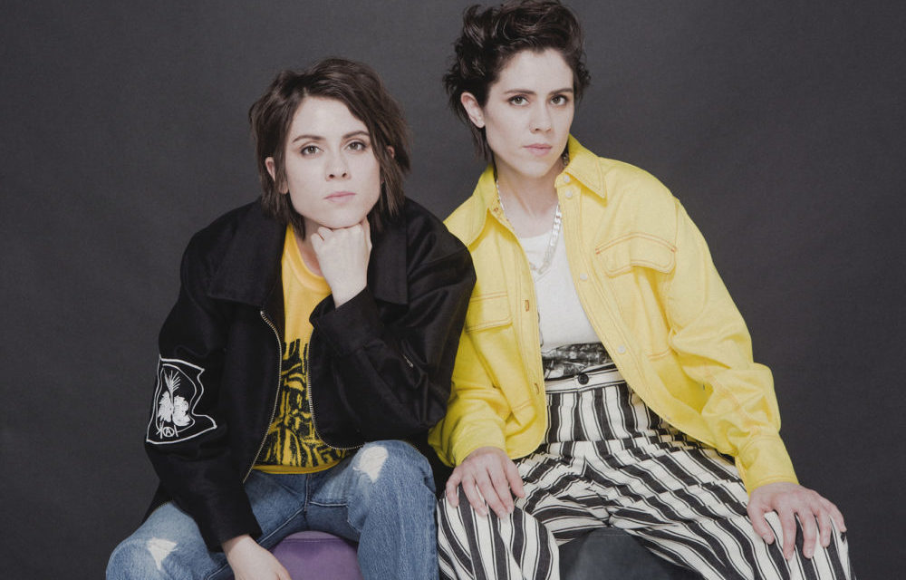 """Tegan and Sara """"I know I'm Not the Only One"""" Music Video"""
