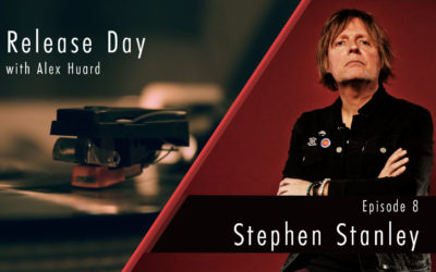 Release Day Ep 8 – Stephen Stanley