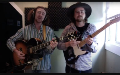 Quarantine Songs #33 – Duncan Ivany And The North coast Band & Alex Southey