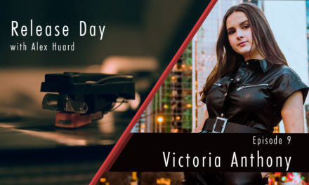 Release Day Ep 9 – Victoria Anthony