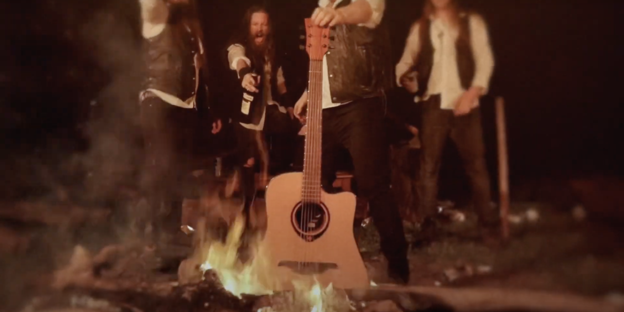Burned Alive – Johnny Nocash & The Celtic Outlaws (New Music Video)