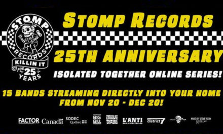 Celebrating 25 Years Of Killin It! Interview with Matt Collyer of Stomp Records/The Planet smashers + 25th Anniversary Live Streaming Concert Series Line-up