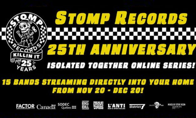 Celebrating 25 Years Of Killin It! Interview with Matt Collyer of Stomp Records + 25th Anniversary Live Streaming Concert Series Line-up
