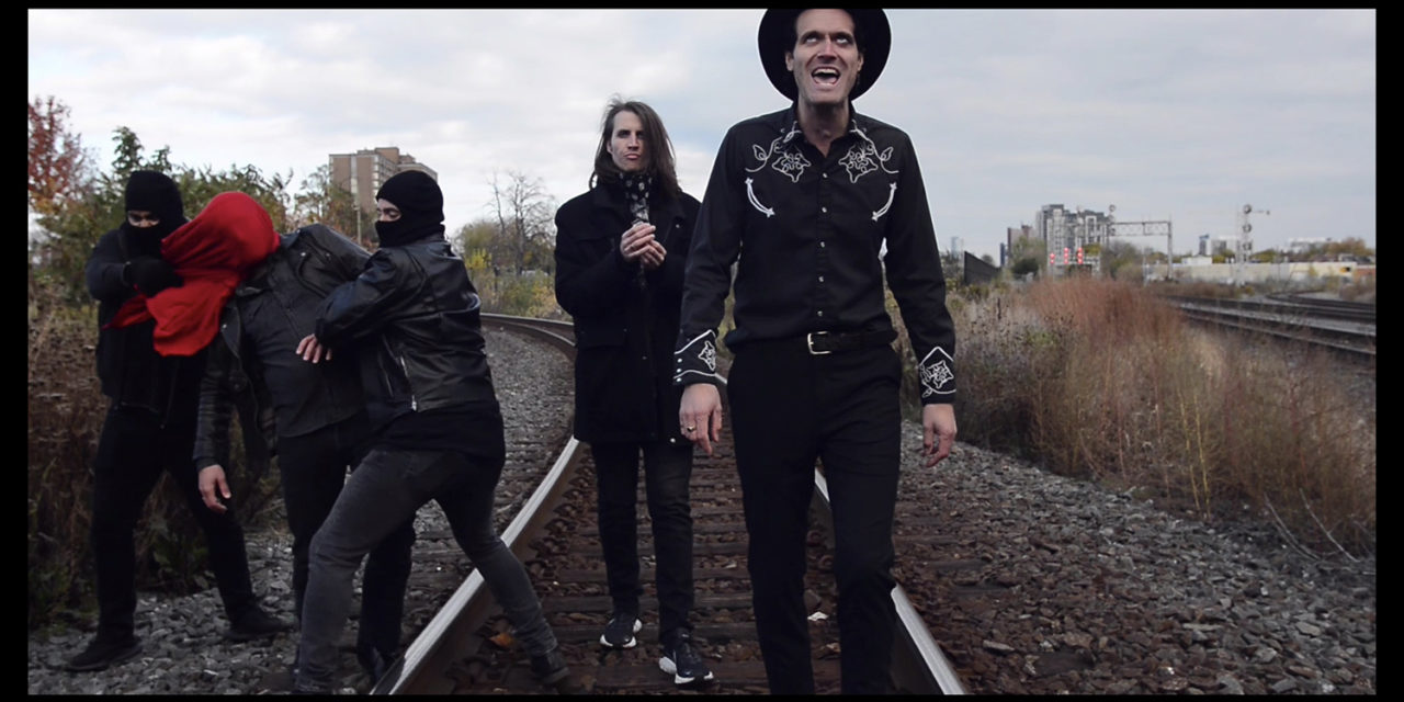 """(Premiere) Alt-Country Outfit Gregory Childs & Heart Lung Release New Video For """"Blood Ties"""""""