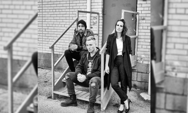 """Electro-Grunge Trio Hot Lips Release New Video For """"Femicide"""""""