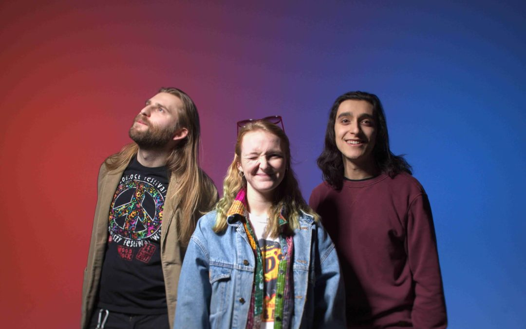 Alt/Grunge Trio Sunlust Release New Music Video For Magnum opus – Dropout Radio's Song Of The Day