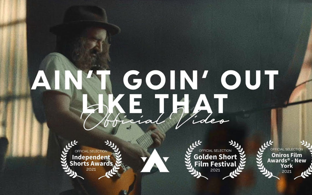 """2020 Songwriter Of The Year Andrew Waite Releases Stunning New Music Video For """"Ain't Goin' Out Like That"""" – Dropout Radio's Song Of The Day"""