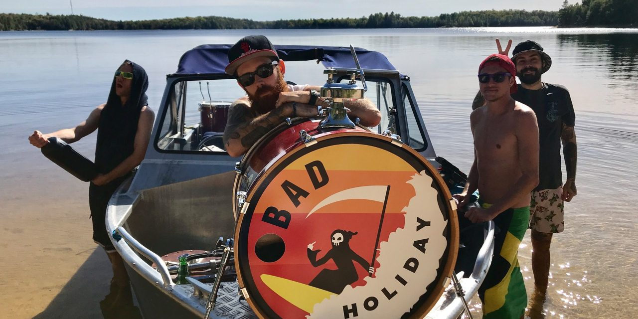 """Toronto's Bad Holiday Releases Cover of Bif Naked's """"Moment Of Weakness"""""""