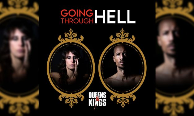 "Post-Punk Garage Rock Duo Release New Single ""Going Through Hell"""