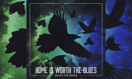 """Newfoundland folk duo Quote the Raven release  new single & Live Video For """"Home is Worth the Blues"""""""