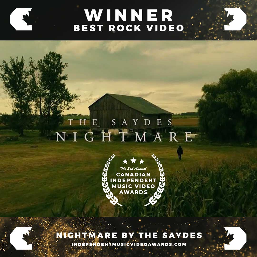 Nightmare by the Saydes