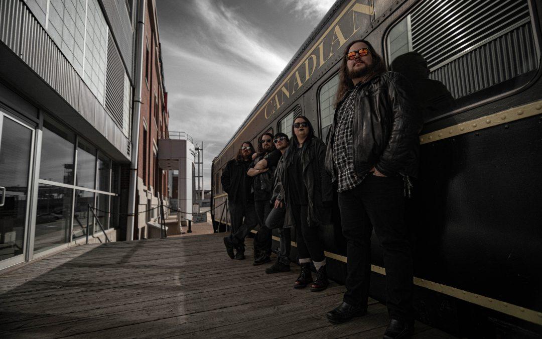 "Halifax Rock Band Dali Van Gogh Release New Video ""Past Crimes"""