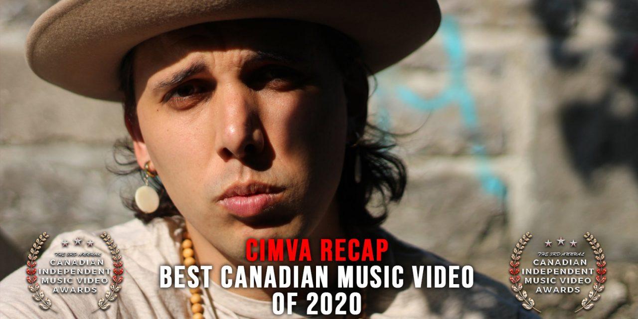 Best Independent Music Video of 2020, Announcement & Acceptance Speech – CIMVA Recap