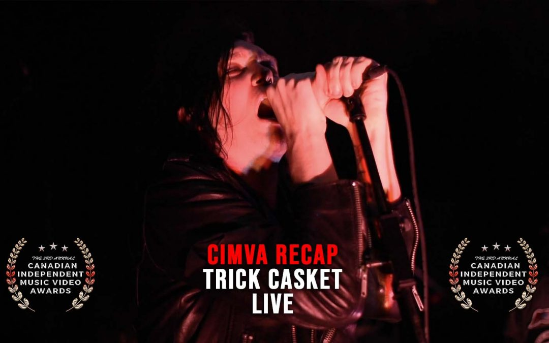 Trick Casket Perform Break You Down & Your Failure Live – CIMVA Recap