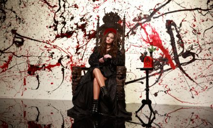 """Interview With Victoria Anthony + New Music Video """"Dirty Lipstick"""""""