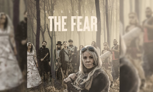 """(Premiere) Apricity Releases New Post Apocalyptic Music Video & Comic Book """"The Fear"""""""